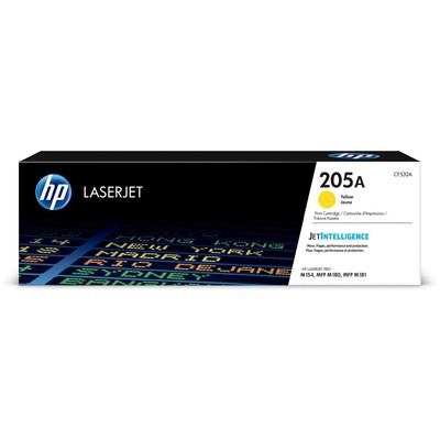HP CF532A Yellow Toner Kartuş (205A)
