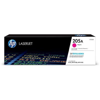 HP CF533A Magenta  Kartuş (205A) Toner
