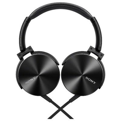 Sony MDRXB950APB EKSTRA BAS AKILLI TELEFONLARLA UYUMLU KAFABANTLI KULAKLIK SİYAH Kafa Bantlı Kulaklık