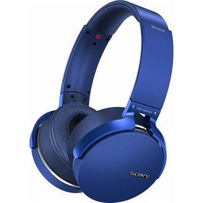 Sony Mdrxb950b1b Ekstra Bas Kulaküstü Bluetooth Kulaklık Mavi