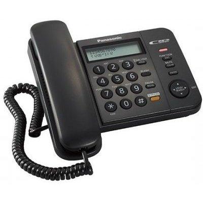 Panasonic KX-TS580-SIYAH KABLOLU TELEFON SIYAH