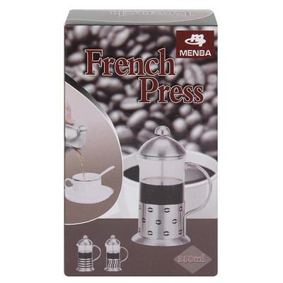 Menba French Press Bitki Çayı ve Kahve Potu 350 ml Çaydanlık & Cezve