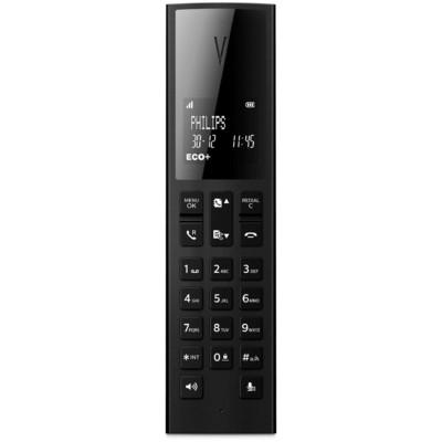 Philips M3501B DECT LINEA V KABLOSUZ DECT TELEFON SIYAH