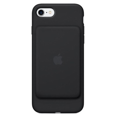 Apple iPone 7 smart battery case - black Şarj Cihazları