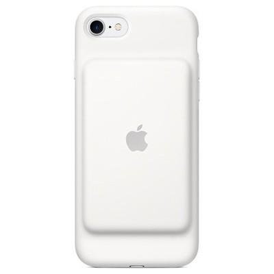 Apple iPhone 7 smart battery case - White Şarj Cihazları