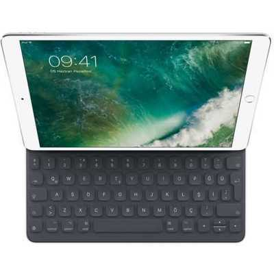 Apple 10.5 Inç Ipad Pro Için Smart Keyboard - Türkçe Q Klavye Tablet Kılıfı
