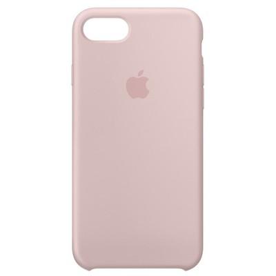 Apple iPhone8 7 için SilikonKılıf - KumPembesi