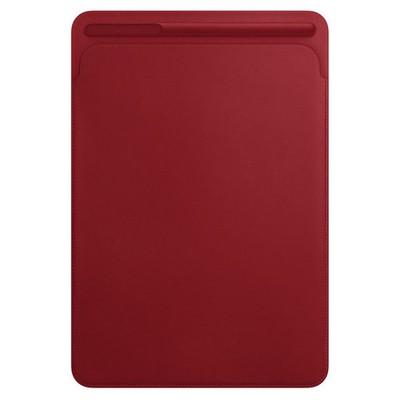 Apple 10.5inç iPadPro için Deri Zarf Kılıf - (PRODUCT)RED Tablet Kılıfı
