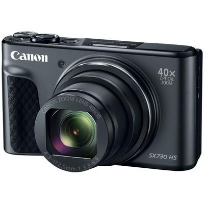 Canon 4549292082524 PowerShot SX720 HS Dijital Fotoğraf Makinası Siyah