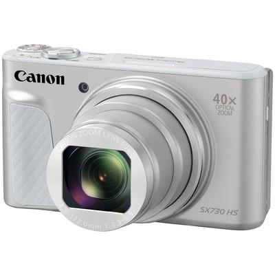 Canon 4549292082616 PowerShot SX720 HS Dijital Fotoğraf Makinası Gümüş Fotoğraf Makinesi