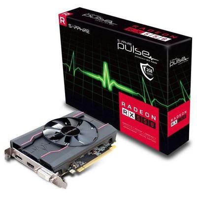 Sapphire Pulse Radeon RX 550 2G D5 Ekran Kartı (11268-16)