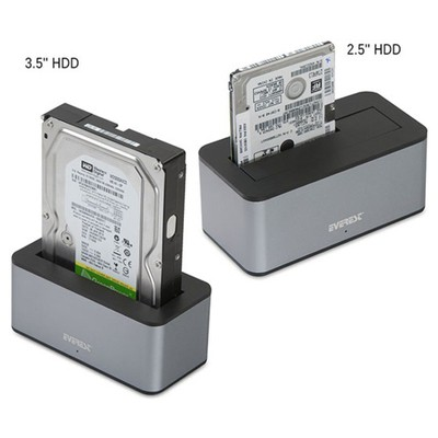 Everest HD3-530 2.5''-3.5'' USB3.0 Hdd Docking