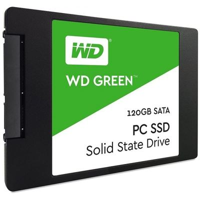 "WD 120GB Green 2.5"" SSD (WDS120G2G0A)"