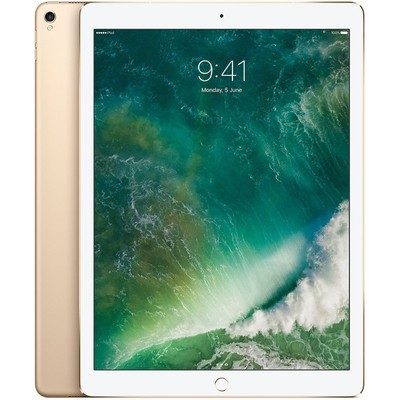 Apple 12.9-inch iPad Pro Wi-Fi + Cellular 256GB - Gold Tablet
