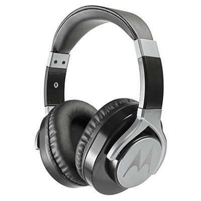 Motorola  PULSE Max Siyah Kablolu Kulaküstü Kulaklık