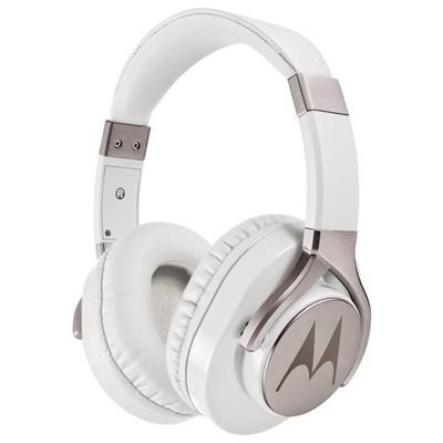 Motorola PULSE Max Beyaz Kablolu Kulaküstü Kulaklık