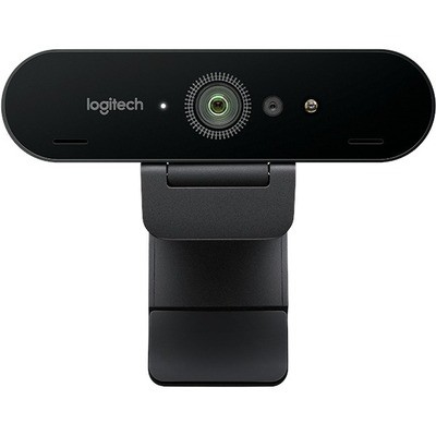 Logitech BRIO 4K ULTRA HD WEBCAM STREAM EDITION 960-001194 V-U0040