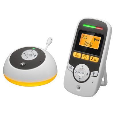 Motorola MBP 161 Aktivite Zamanlayıcılı DECT Dijital Bebek Telsizi