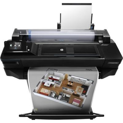 HP Designjet T520 610 mm e-Yazıcı - CQ890C
