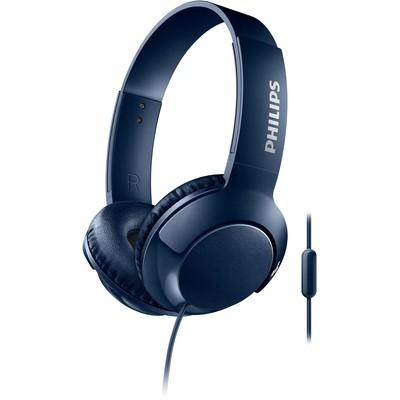 Philips SHL3075BL/00 KAFA BANTLI MİKROFONLU Kafa Bantlı Kulaklık