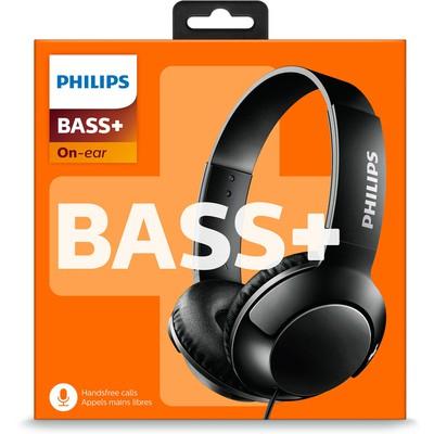 Philips SHL3075BK-00 KAFA BANTLI MİKROFONLU