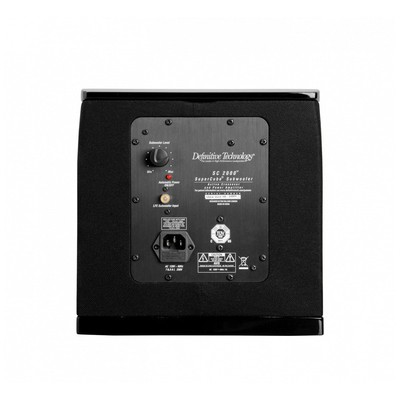 Definitive Technology SuperCube® 2000 Ultra-Compact High Performance Powered Subwoofer