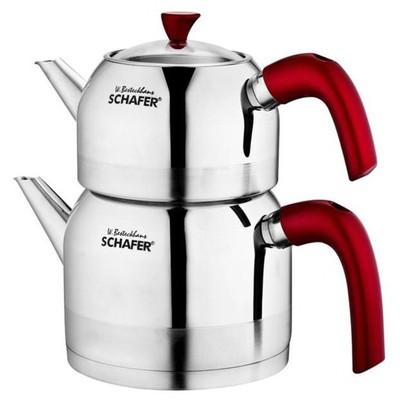 Schafer SHF7770 Ada Orta Boy Çaydanlık Çaydanlık & Cezve