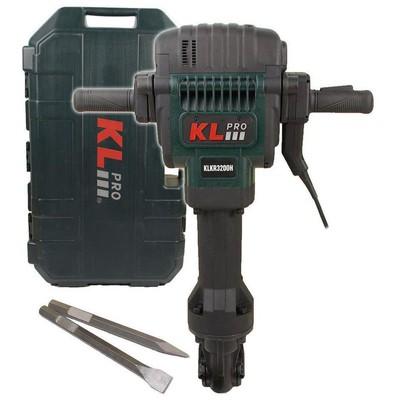 KLPRO KLKR3200H 2200Watt 78J 30Kg Profesyonel Hex Kırıcı Kırıcı / Delici
