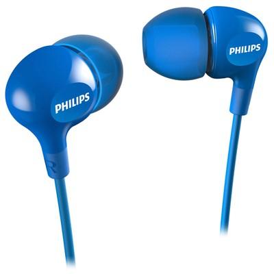 Philips  SHE3550BL/00 Mavi Kulakiçi Kulaklık