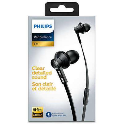 Philips TX1BK/00 Kulakiçi Mikrofonlu Kulak İçi Kulaklık