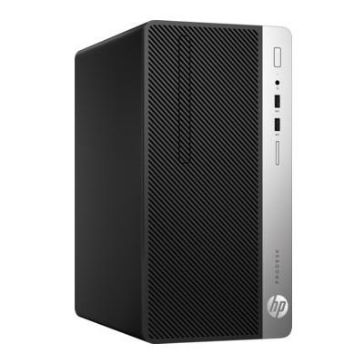 HP 400 MT G4 i5-7500 256 GB SSD 8 GB Freedos