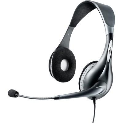 Jabra VOICE150DUOUSB UC Voice 150 Duo USB NC Kulaklık Kafa Bantlı Kulaklık