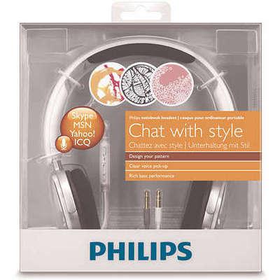 Philips SHM7110U-10 MİKROFONLU PC KULAKLĞI