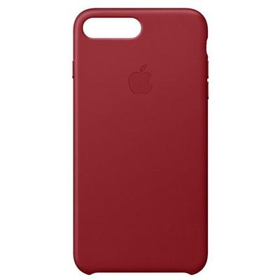 Apple iPhone8Plus 7Plus içinDeriKılıf- (PRODUCT)RED