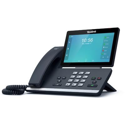 Yealink SIP-T58A IP PHONE 7 INC 1024x600 COLOR TOUCH SCREEN 2PORTXGIGABIT (POE) 11N WIFI 1XUSB