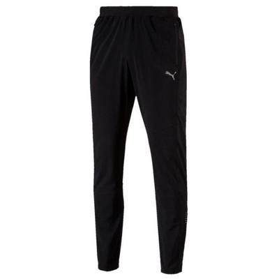 Puma 516255 Tapered Woven Pant Black Erkek Pantolon 516255-01