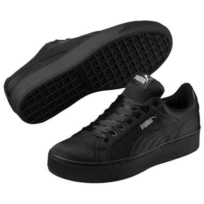 Puma 365239 Vikky Platform Ep Black- B Kadın Spor Ayakkabı 365239