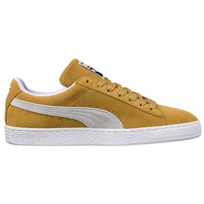 Puma 365347 Suede Classic Honey Mustard Erkek Spor Ayakkabı 36534