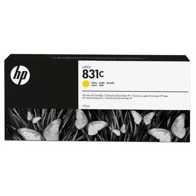HP Latex 831C Mürekkep Kartuşu (CZ697A) - Sarı