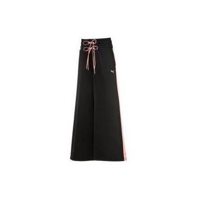 Puma 575395 En Pointe Wide Leg Pant Black Kadın Pantolon 575395-0