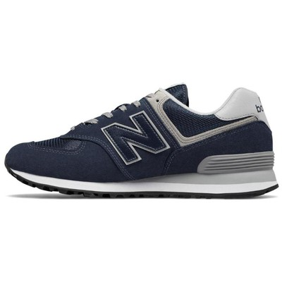 New Balance Nb Lifestyle Mens S, Grey/Coral, D, 41.5 ML574-EGN