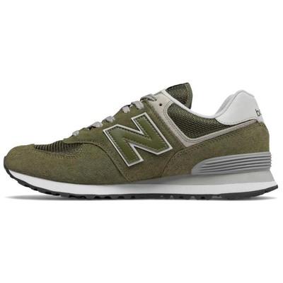 New Balance Nb Lifestyle Unisex Shoe, Olive, D, 41.5 ML574-EGO