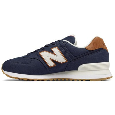 New Balance Nb Lifestyle Mens Shoe, Pigment, D, 41.5 ML574-YLC