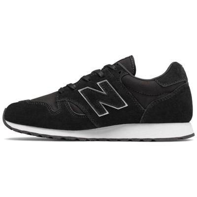 New Balance Nb Lifestyle Womens Shoe, Black, B, 36.5 WL520-RK