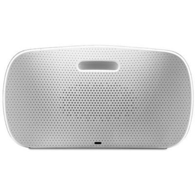 Bang & Olufsen BO.1200268 BeoPlay A6 Hoparlör, Beyaz-Gri Bluetooth Hoparlör