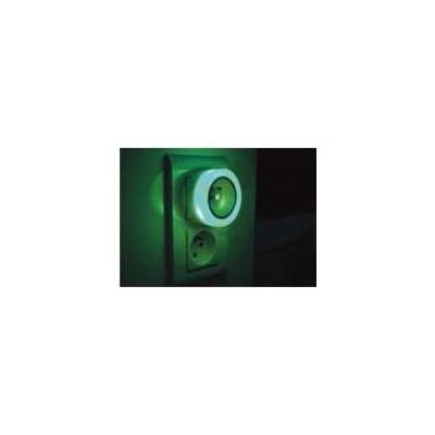 Pratigo PR0031-M Night Watcher Sensörlü Prizli Led Gece Lambası - Mavi Akıllı Aydınlatma