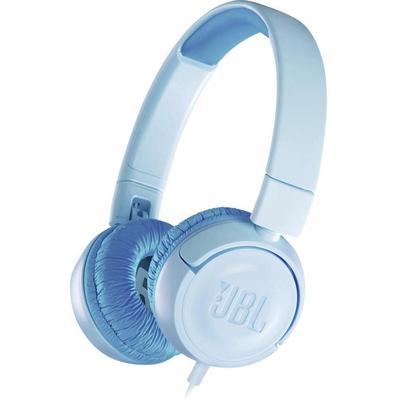 JBL JB.JR300BLU OE, Mavi Çocuklar İçin Kafa Bantlı Kulaklık