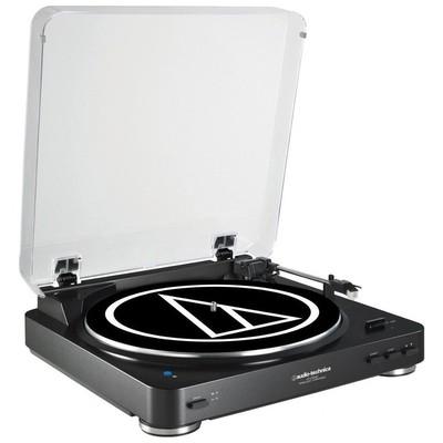 Audio-Technica AT-LP60BT Pikap Müzik Seti
