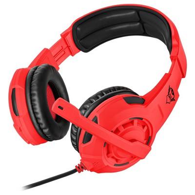 Trust 22399 GXT 310-SG Spectra Oyuncu Kulaklığı-Kırmızı Kafa Bantlı Kulaklık