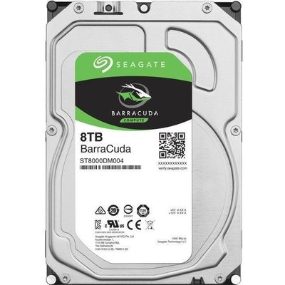 Seagate BarraCuda Pro 8TB Hard Disk (ST8000DM004)